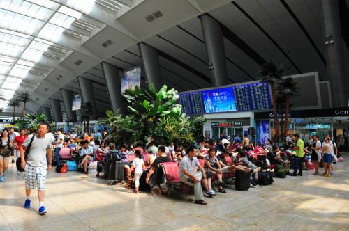 国务院第一督查组夜访北京南站:管理机制仍需理顺