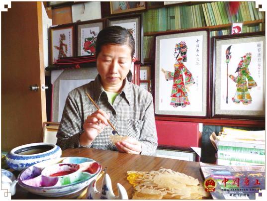 唐山皮影传人:传承和发扬皮影文化是我的使命