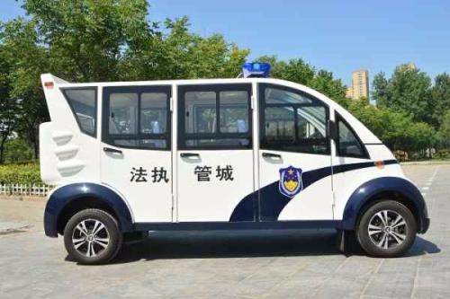 城管执法用车将使用统一标识涂装
