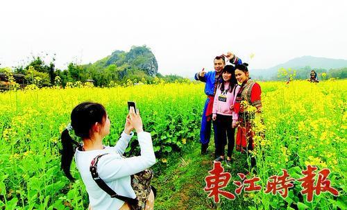 龙门蓝田瑶族乡试点建国家森林小镇