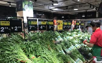 寿光洪灾对榕菜价影响不大 菜市场蔬菜供应充足