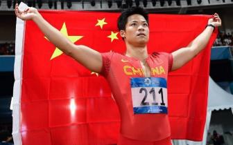"""桂林惊现""""中国飞人""""速度,冠军风采舍我其谁!"""