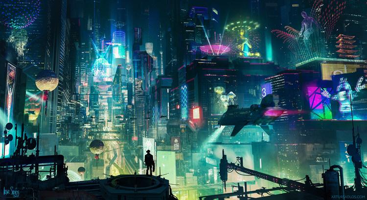 """在2077年到来前,你可以拿这些""""赛博朋克""""解馋"""