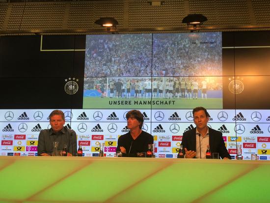 勒夫首次回应世界杯失利:是我傲慢自大执着于传控