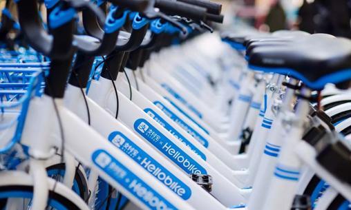哈罗单车CFO:中国共享单车竞争空间仍很大