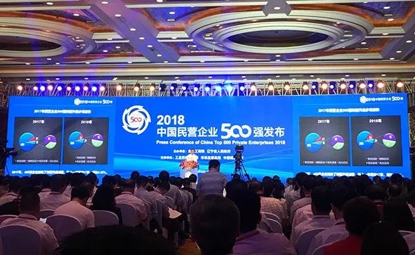 中国民营企业500强发布 看看唐山哪家企业上榜?