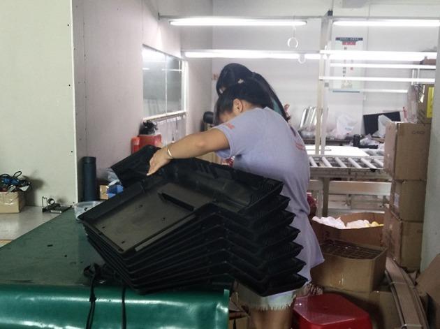 山寨工厂家电背后的暴利:10个人1天造出200台电视
