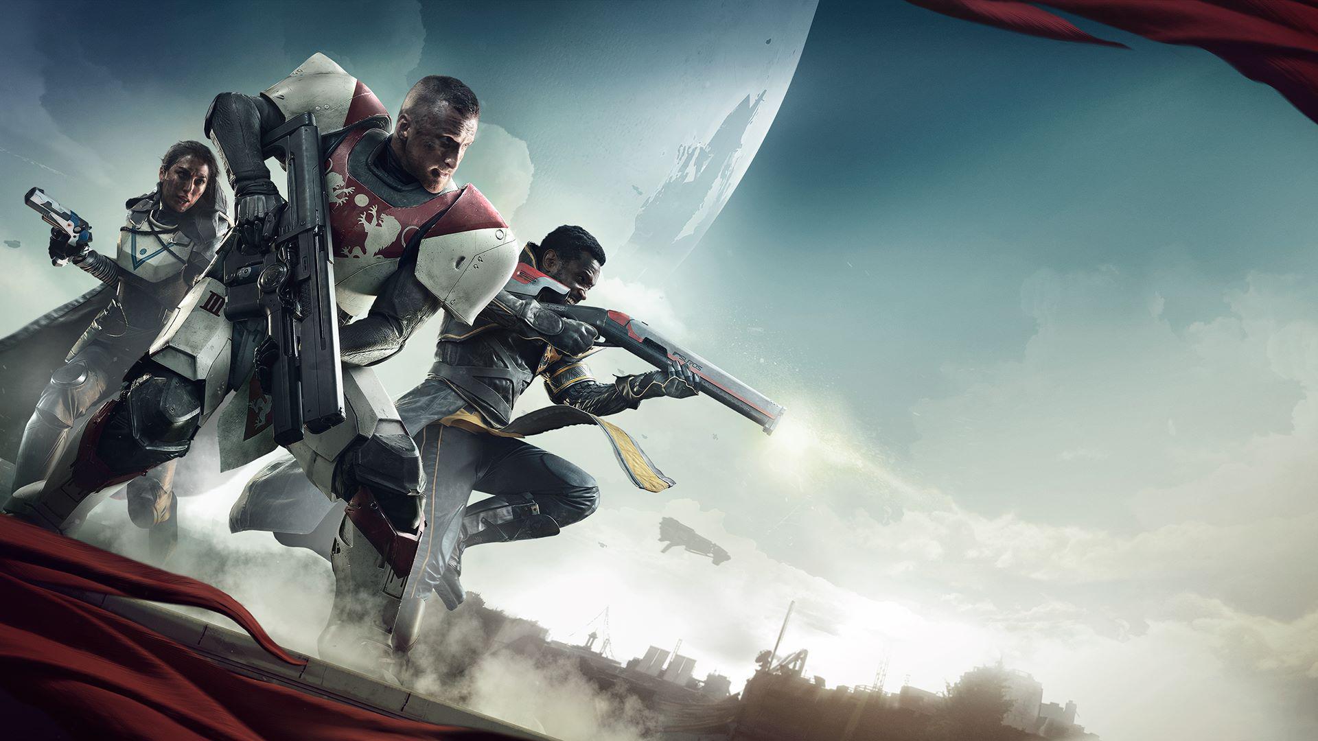 美服9月PSN会免游戏公布《命运2》《战神3》限时领取