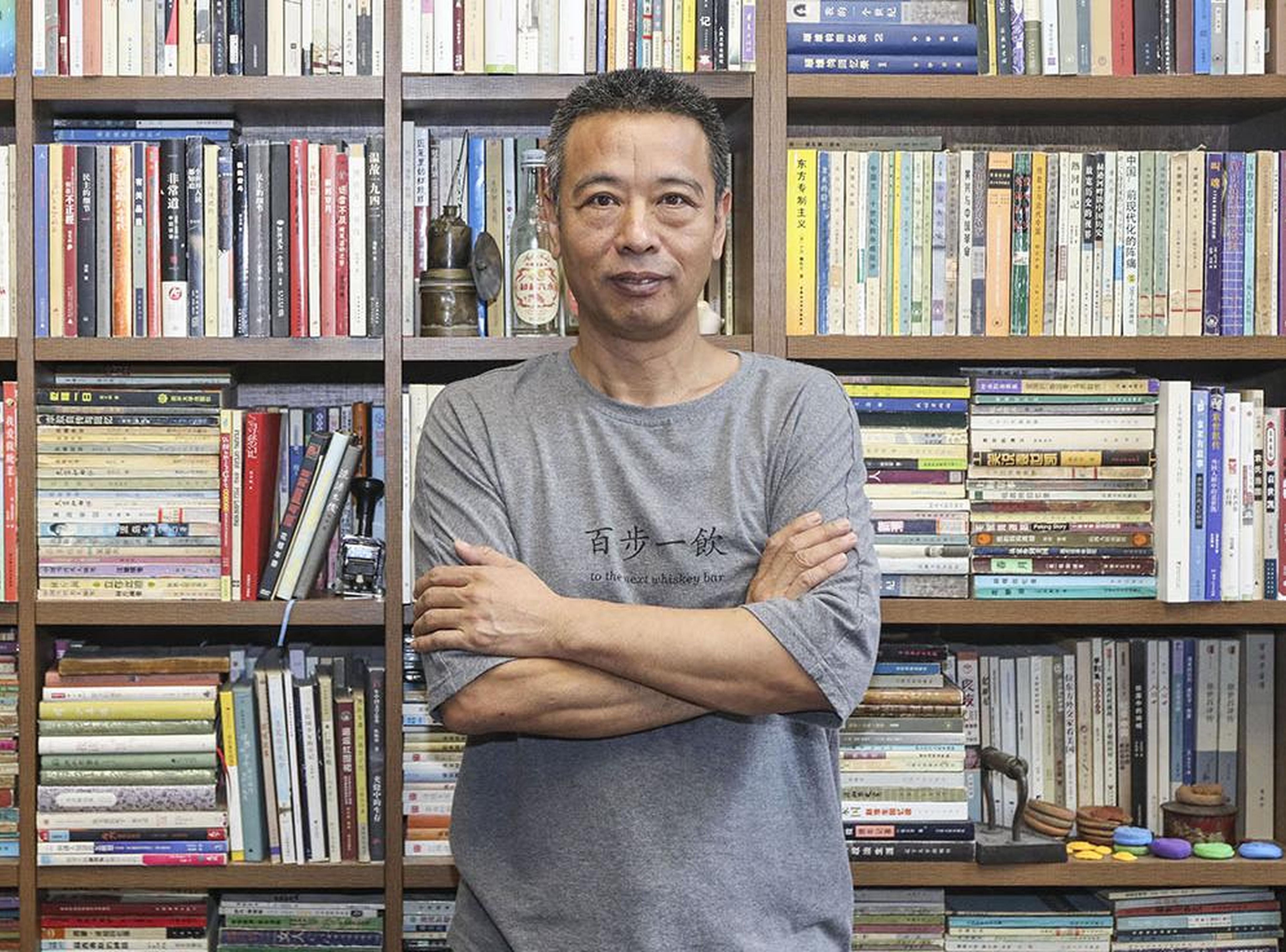 徐凤文的民国书房成精神教堂