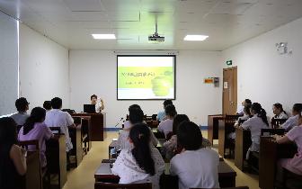 江西省皮肤病专科医院圆满完成今年新入职员工岗前培训