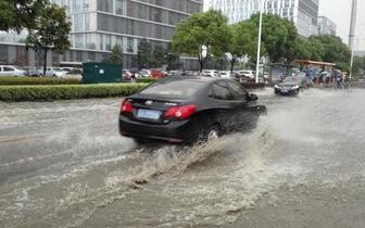 福州应急响应升级 暴雨天数即将追平历史记录