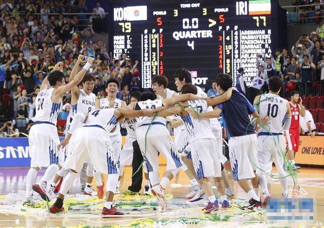 亚运男篮-伊朗复仇韩国进决赛?内线对决成关键