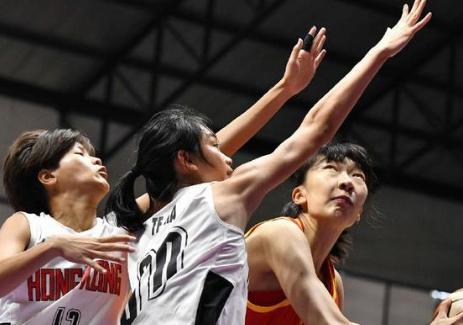 亚运会-数据占优 中国女篮或横扫日本队