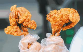 夏日最佳CP:炸鸡与可乐!网红炸鸡派对本周末约起