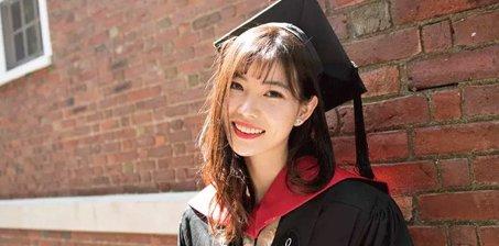 哈佛美女学霸:带孩子考研 22岁成哈佛最小研究生