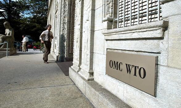 """又要""""退群""""?特朗普:WTO若不改善 美国或退出"""