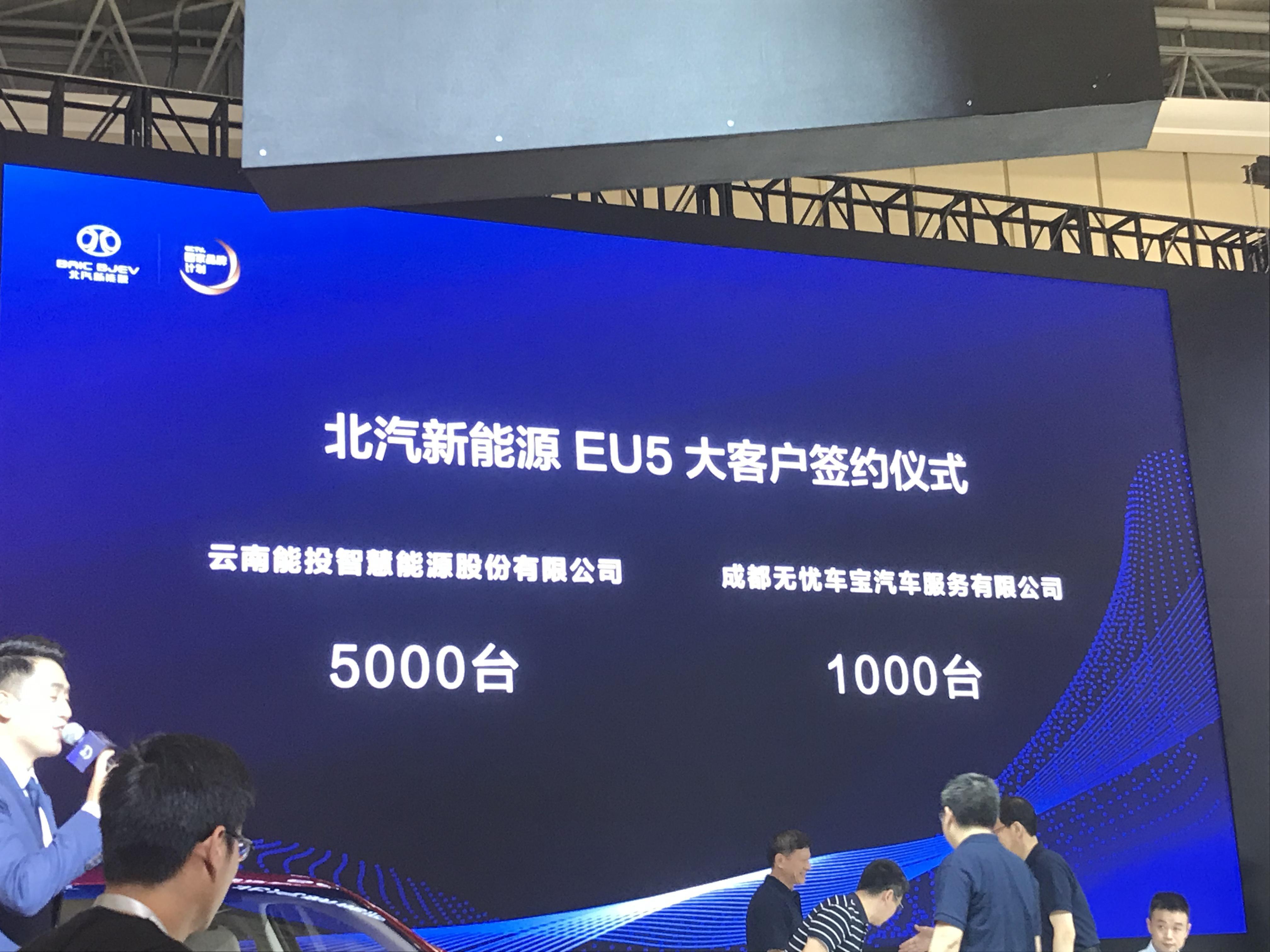 【草稿】北汽新能源EC3上市