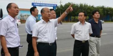 邯郸市长调研强调:全面提升东区绿化质量和水平