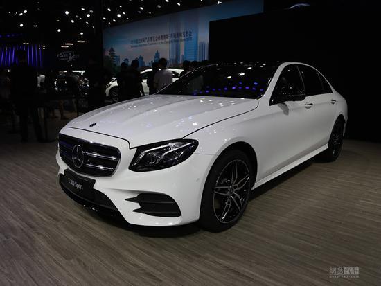 45.38万-51.68万 新款奔驰E级标轴版上市