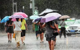 24小时雨量417.2毫米!深圳下了场66年来最大的雨