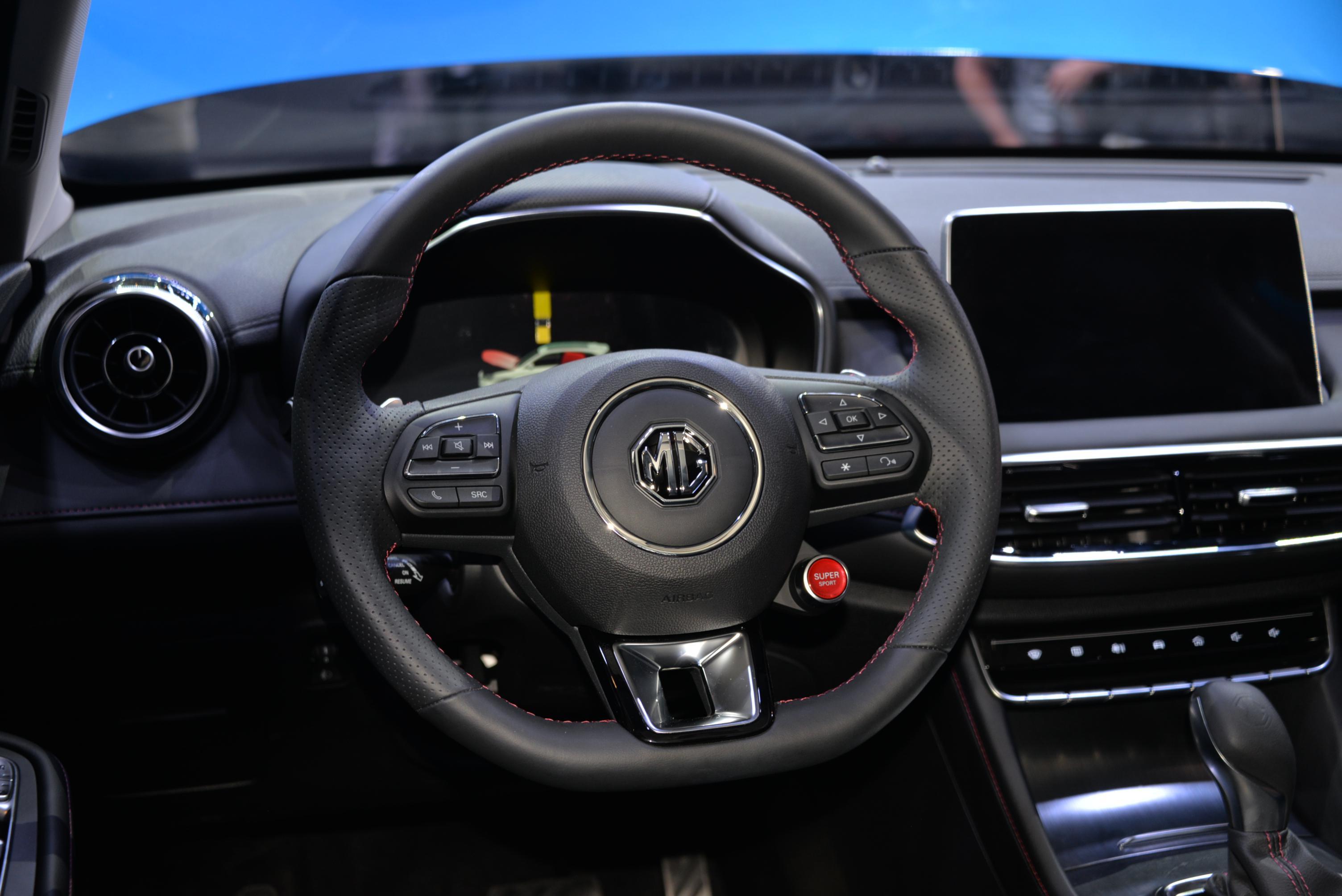 预售价17.18-19.78万 名爵HS推四款车型