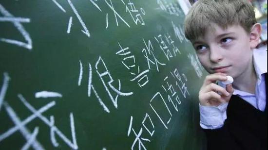 """""""我很喜欢语法"""",你是说真的吗?"""