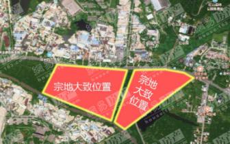 潮州桥东新城出让商住地,地块面积超200亩,起拍价高达8.8亿