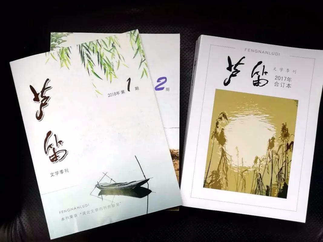 丰南区文学期刊《芦笛》荣获河北省内刊贡献奖