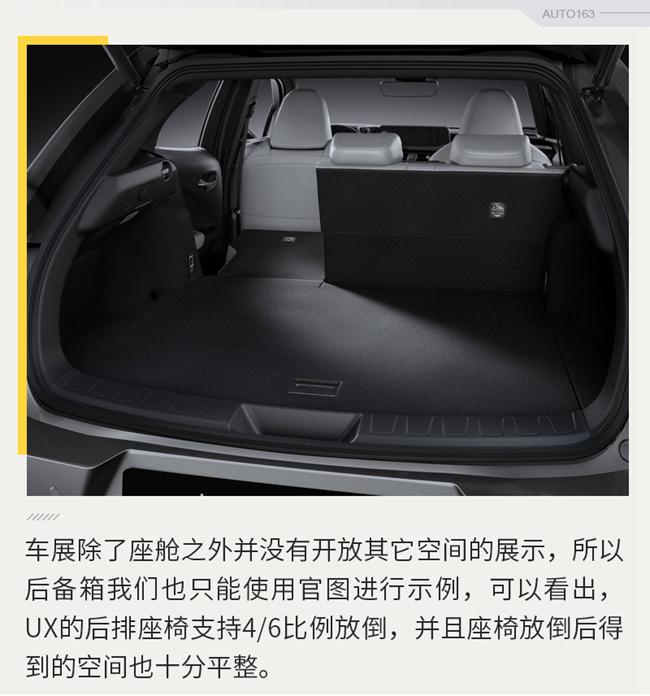 紧凑豪华SUV又一力作 成都车展实拍雷克萨斯UX