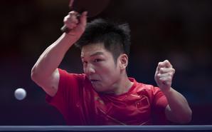 樊振东4-1李尚洙 将与林高远争冠