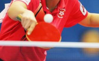 省运会青少部乒乓球项目比赛结束