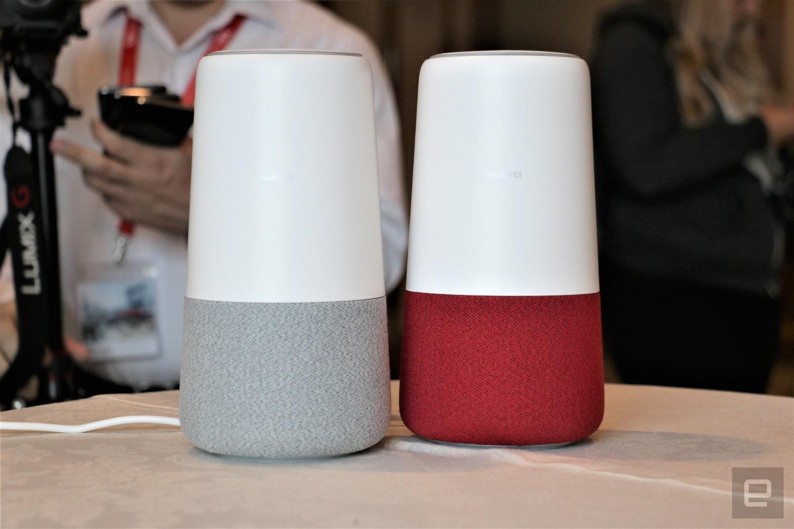 竞争激烈的智能音箱市场 华为靠什么杀出重围
