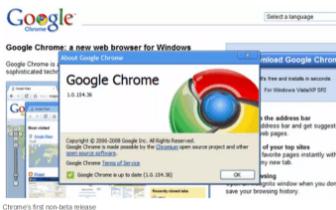 Chrome浏览器诞生10年成霸主:未来越来越像平台