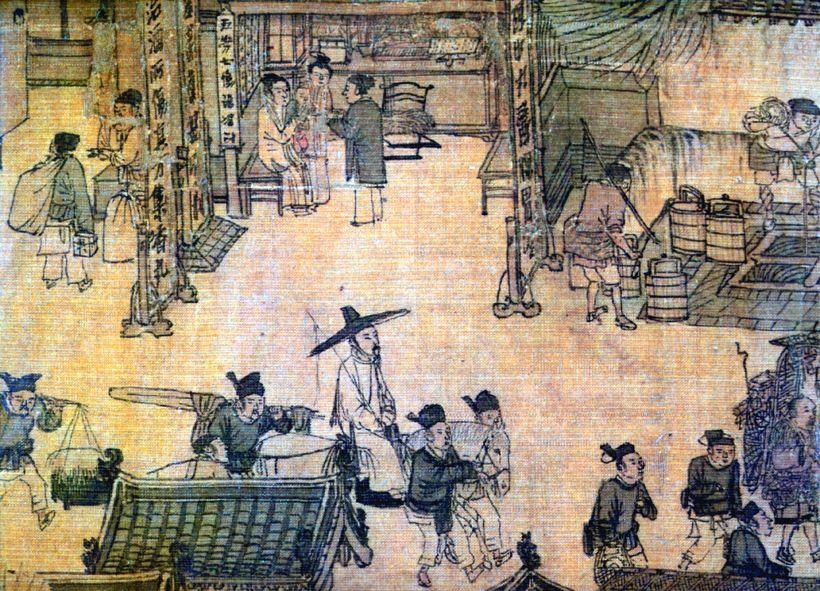 灯笼,酒旗与对联:中国广告业的发展简史