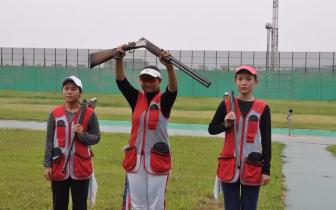 河北省第十五届运动会射击飞碟项目比赛圆满