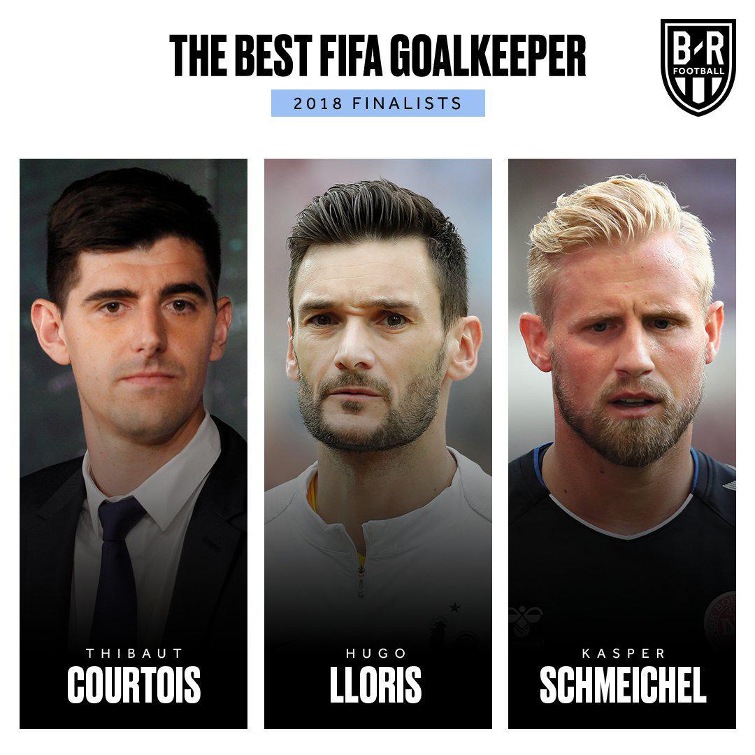 世界足球先生前3候选名单:C罗魔笛萨拉赫 梅西无缘