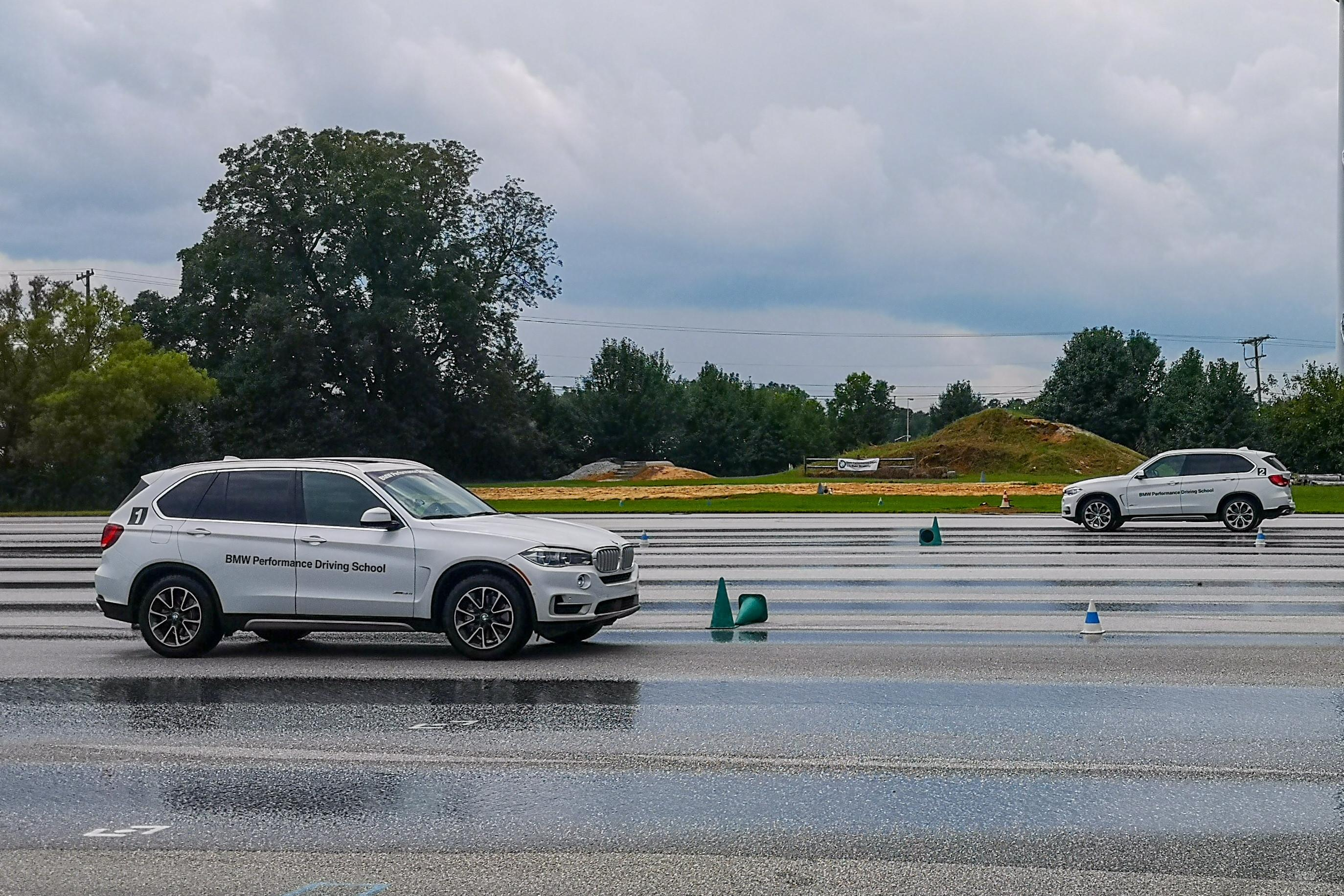 Bimmer的乐园 美国格林维尔赛道体验全系X车型
