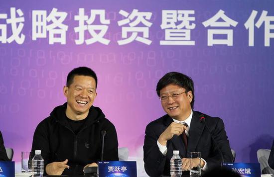 贾跃亭孙宏斌仍在博弈?不还钱乐融致新或单飞
