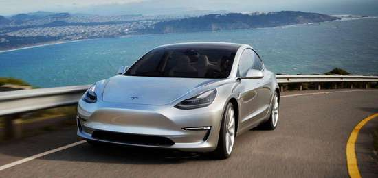 8月末Model 3周产仅4300辆 不及周产6000台预期