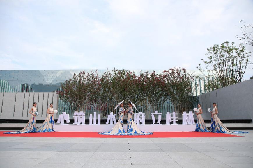 山水发声,桂林融创万达文旅城拉开新东方美学大赏序幕