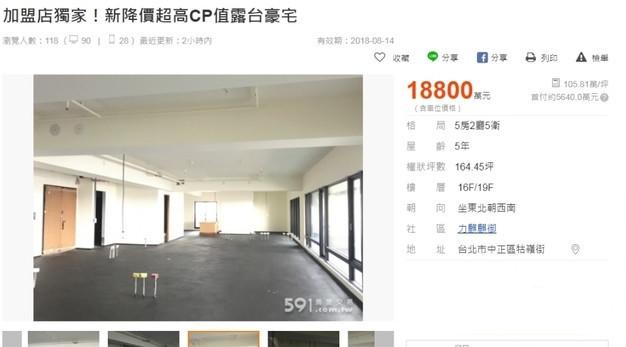 被曝卖3500万豪宅亏损600万 林志玲方面这么回应