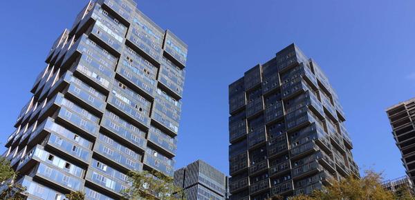 重庆全屏玻璃小区