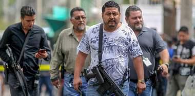 墨西哥不明武装分子枪杀4名警察