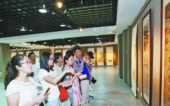 海峡两岸工艺精品展将于本周五在海沧区文化馆开展