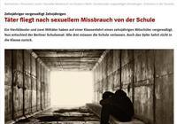 德国柏林三名小学男生性虐待同学 震惊当地