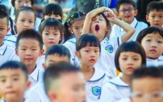 近视率|广州小学生近视率逾两成!初中占一半 高中达七成