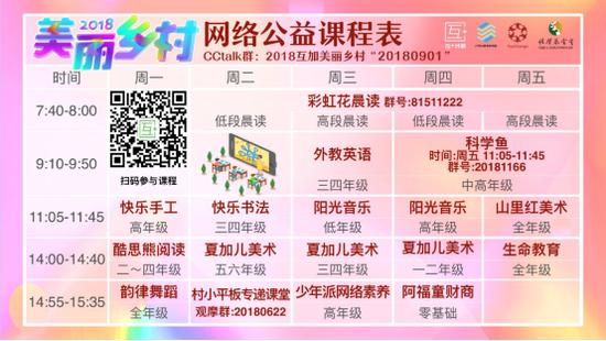 互+计划开学典礼的台前幕后:网络补短板、村小获新生