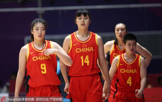 女篮世界杯赛程:中国22日迎来首战 24日挑战美国