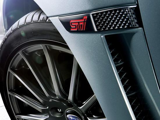 它能跑拉力赛 斯巴鲁WRX S4 STi Sport版官图
