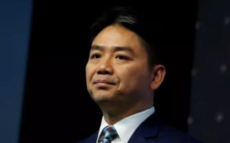 刘强东回国现身 京东美股仍跌6%创逾一年半新低